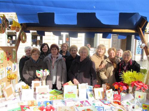 Predstavljanje Kluba za starije osobe Mariška povodom dana Grada Koprivnice