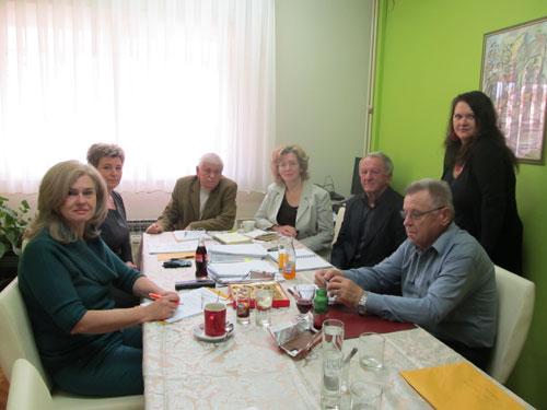 Sjednica Upravnog vijeća Doma za starije i nemoćne Koprivnica