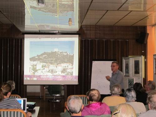 Predavanje dr.sc. Kranjčeva o otoku Lastovu
