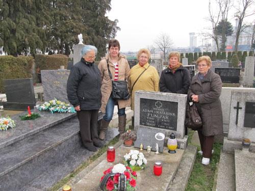 20. obljetnica smrti Mariške Holoubek
