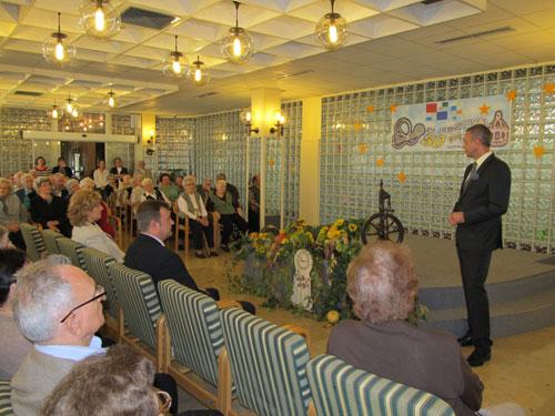 Župan čestitao našim korisnicima Međunarodni dan starijih osoba