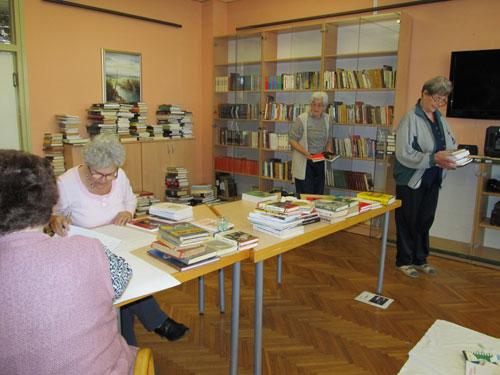 Uređivanje domske knjižnice
