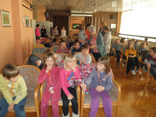 Predstava za Dječji vrtić Tratinčicu