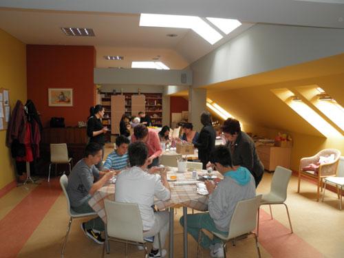 Kreativna radionica s učenicima Obrtničke škole