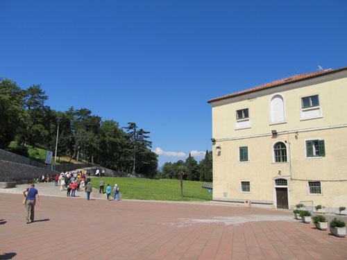 Hodočašće na Trsat i posjet Opatiji