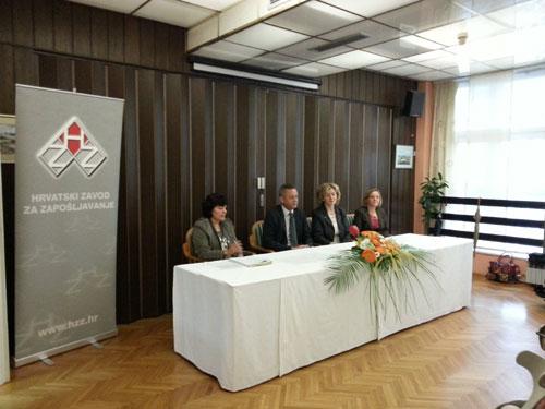 Potpisivanje Ugovora o financiranju zapošljavanja nezaposlenih osoba u javnom radu