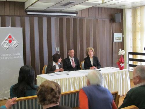 Potpisivanje Ugovora u sklopu javnih radova