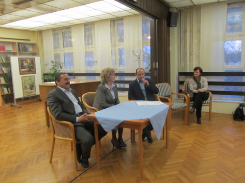 Večer smijeha sa dr. Stjepanom Milinkovićem i Ernestom Forjanom
