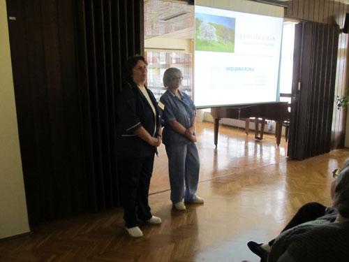 Predavanje medicinskih sestara