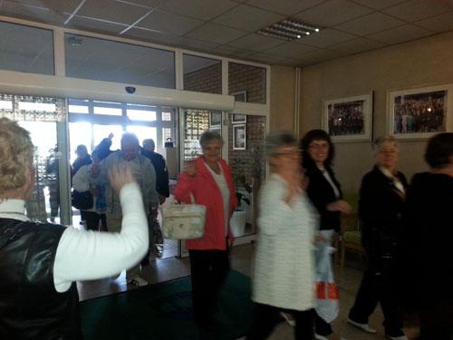 Posjet umirovljenika iz Mađarske