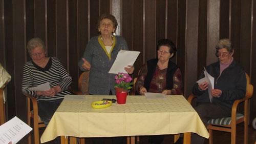 Pjesnički susret sa Marijom Kotarac