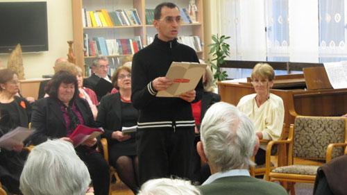 Literarna sekcija Podravke