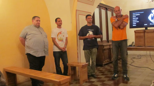 Posjet zaposlenika terapijskoj zajednici Cenacolo