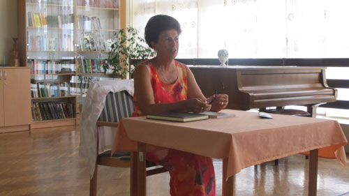 Pjesnički susret sa Marijom Zlatić