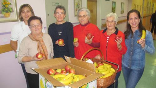 Mariške-podjela voća