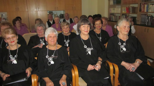 Susret zborova umirovljenika