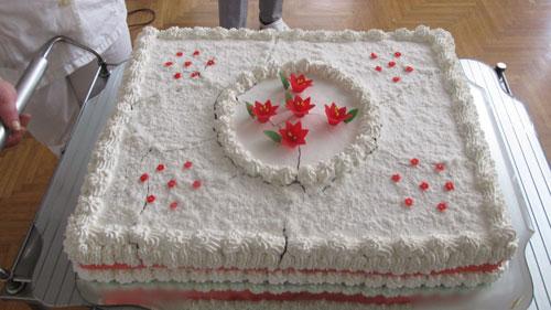 Proslava rođendana korisnika u veljači