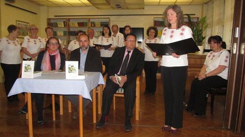 "Promocija knjige Mire Kovača ""V mojemu Novomgradu"""