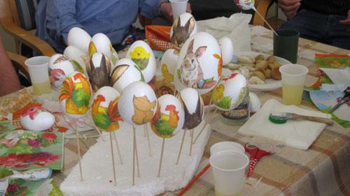 Uskrsna kreativna radionica sa Obrtničkom školom