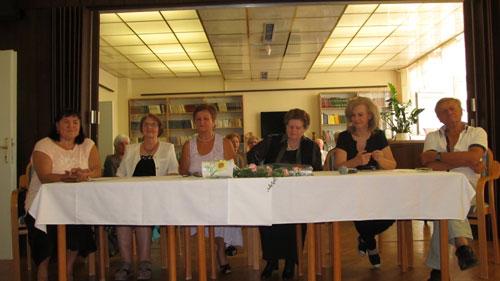 Pjesnički susret sa Milicom Poczom i gostima