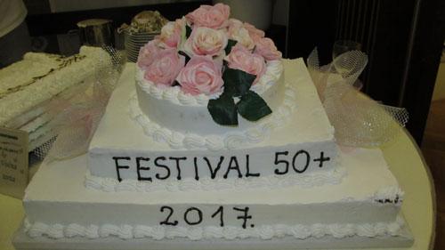 """Festival pjevača """"50+""""- 2.večer"""