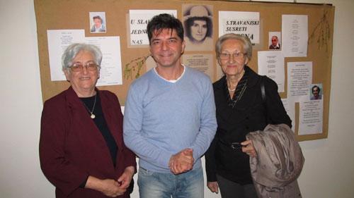 Sudjelovanje na 5. travanjskim susretima Vesna Parun u Zagrebu
