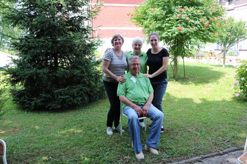 Turnir u boćanju u Domu za starije osobe Sveta Ana