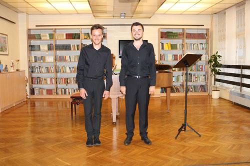 Koncert Urben_Petričević dua