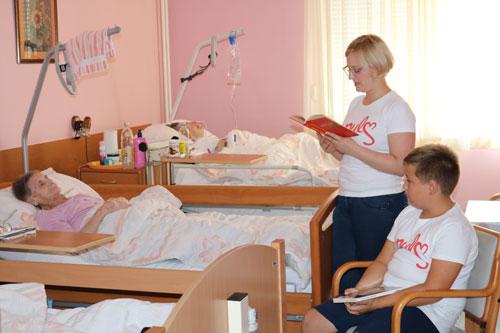 Volonterski centar Koprivnice u Domu