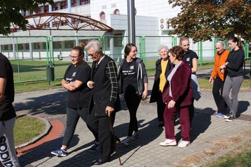 Druženje s učenicima Srednje škole Koprivnica- smjer fizioterapeuti