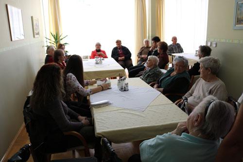 Druženje s učenicima Srednje škole Koprivnica