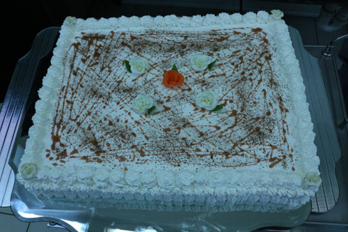 Proslava rođendana korisnika u siječnju