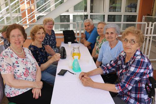 Skupština Kluba Mariška i roštiljada