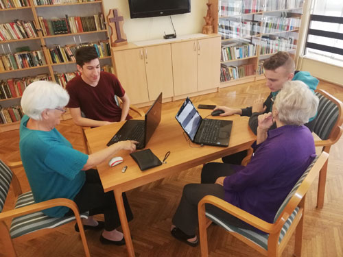 Informatička radionica u suradnji s Obrtničkom školom Koprivnica