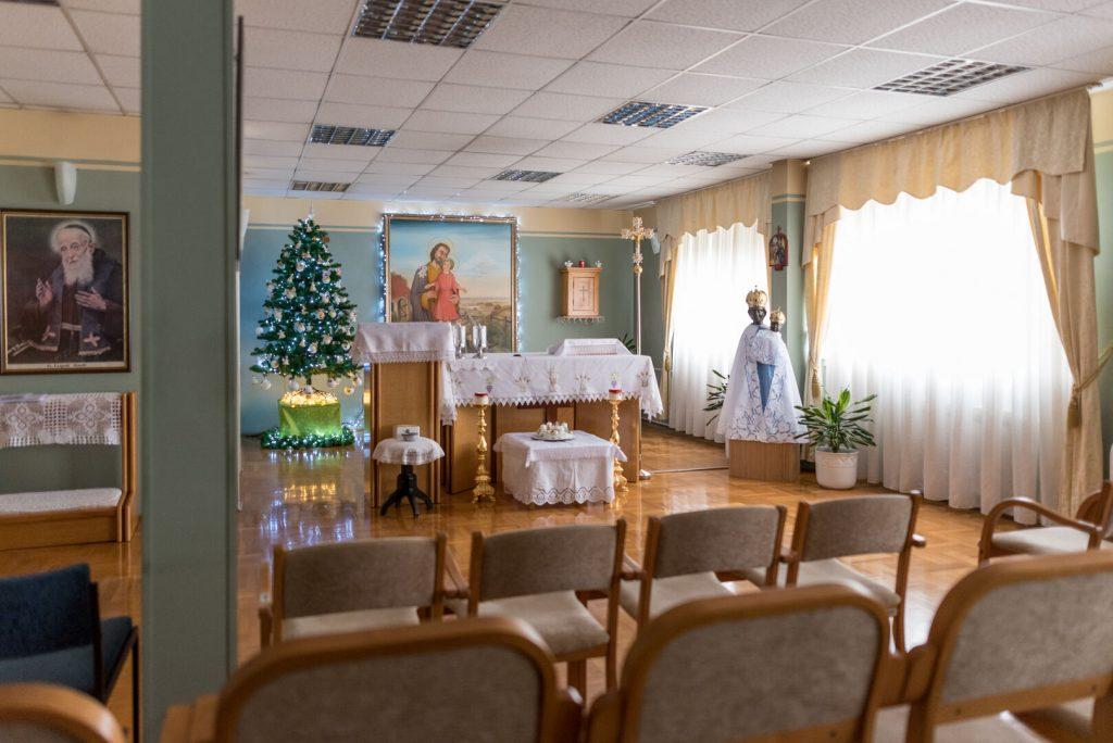 dom koprivnica - kapelica