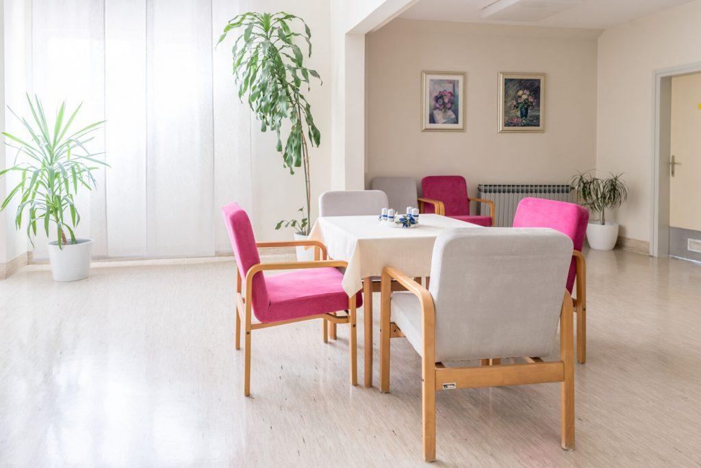 dom koprivnica - zajednicke prostorije