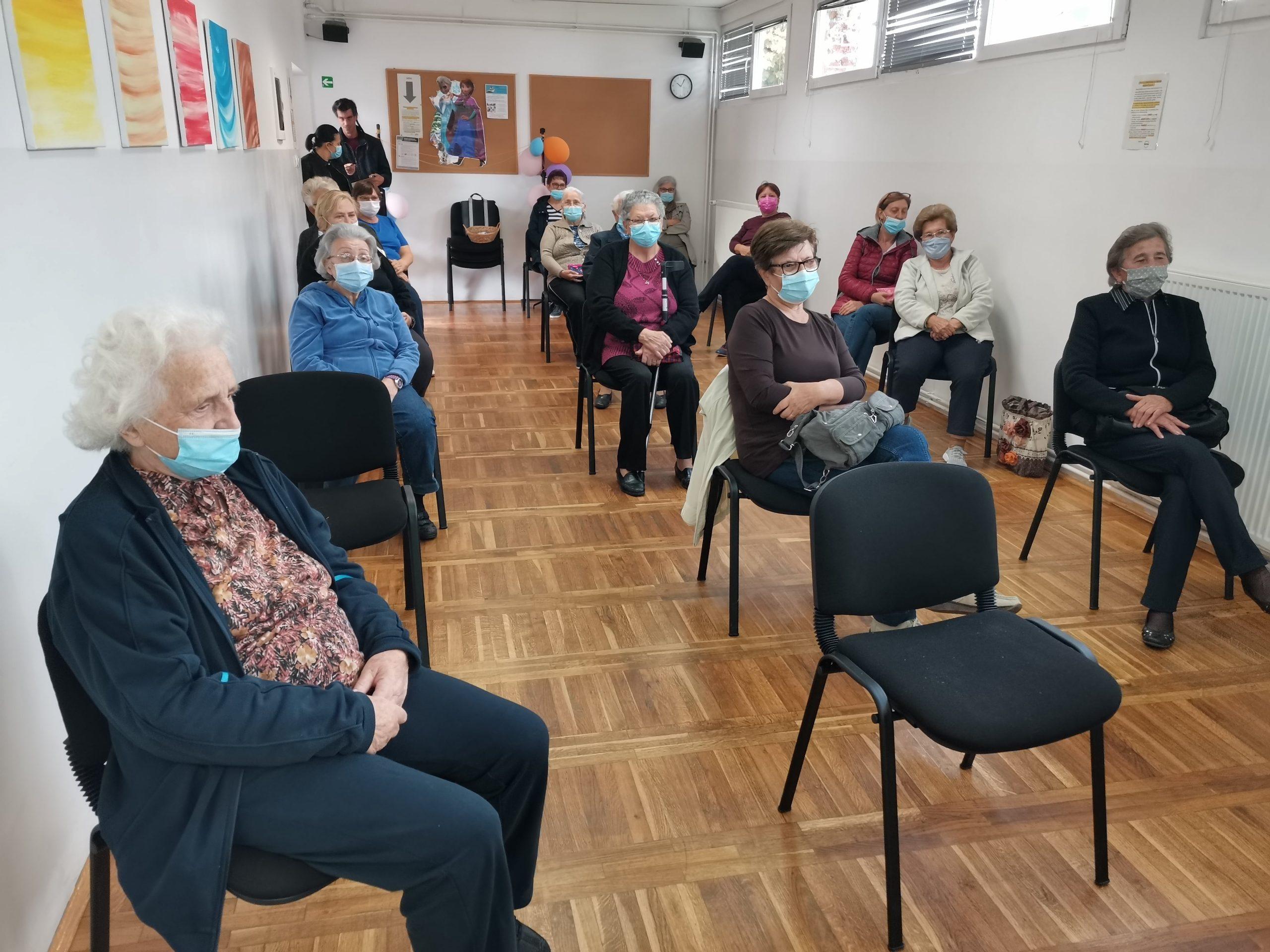 "Predavanje dr. Posavec Andrić ""O mentalnom zdravlju"""