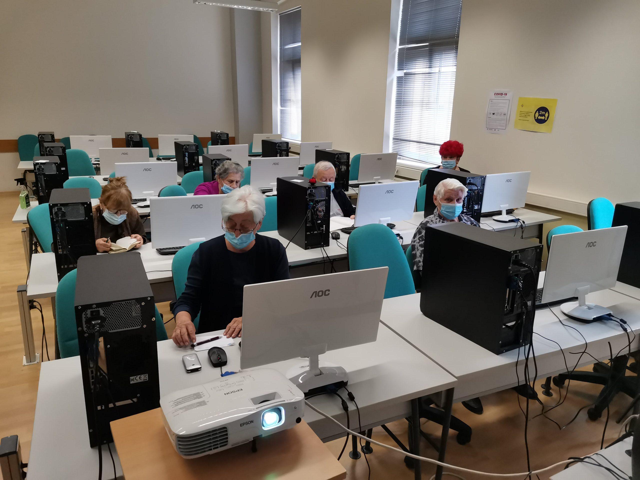 Informatička radionica- Tjedan cjeloživotnog učenja