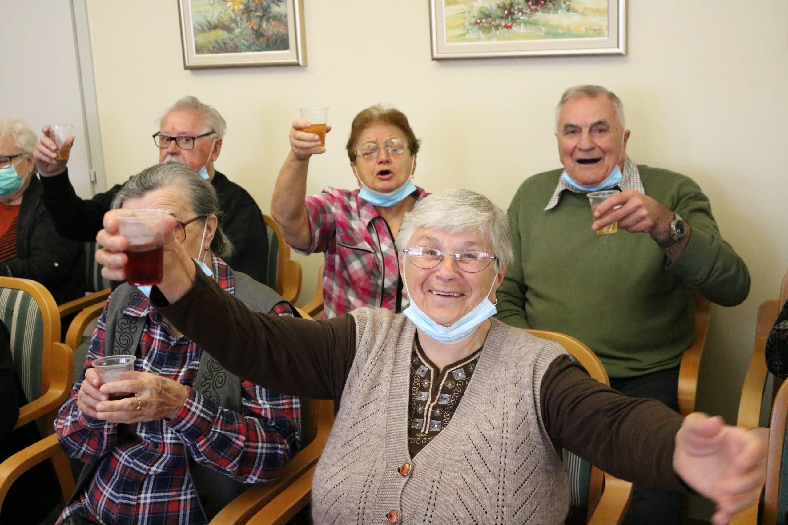 Proslava Međunarodnog dana starijih osoba